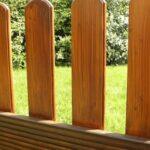 Stavíme dřevěný plot