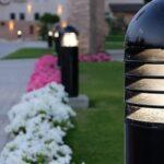 Solární zahradní osvětlení a problém s dobíjecími bateriemi
