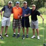 Boty na golf