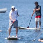 Paddleboarding a zdravotní výhody