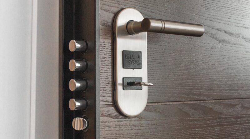 Door Accessibility Lock Doorway