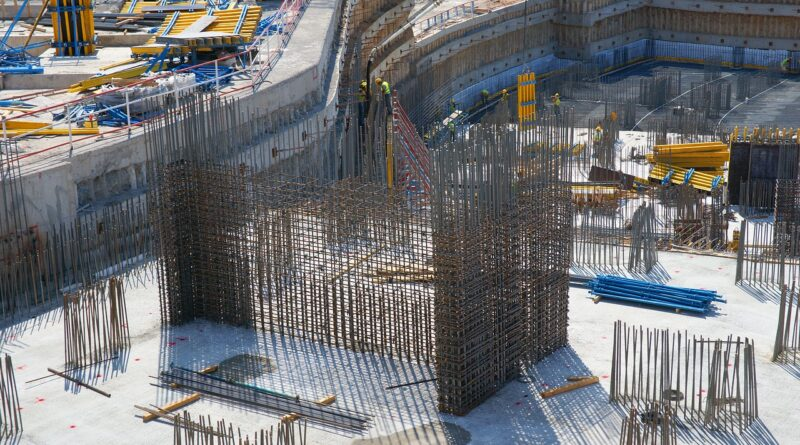 Construction Daniel Steel Design  - Engin_Akyurt / Pixabay